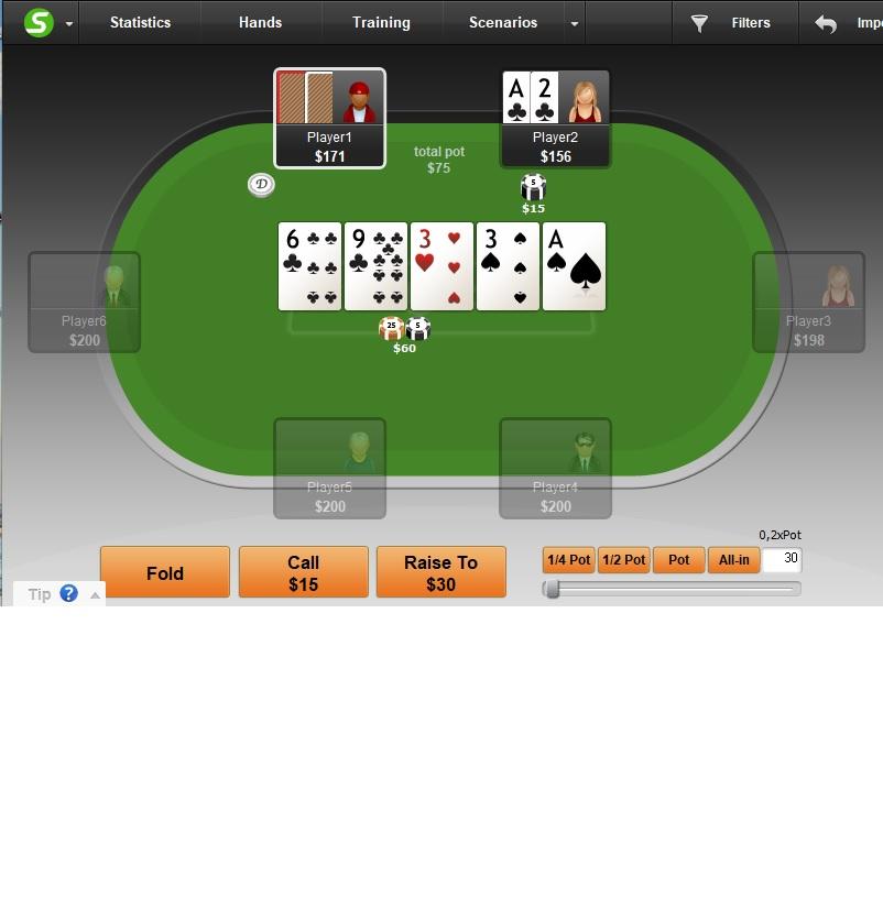 Blocking bet