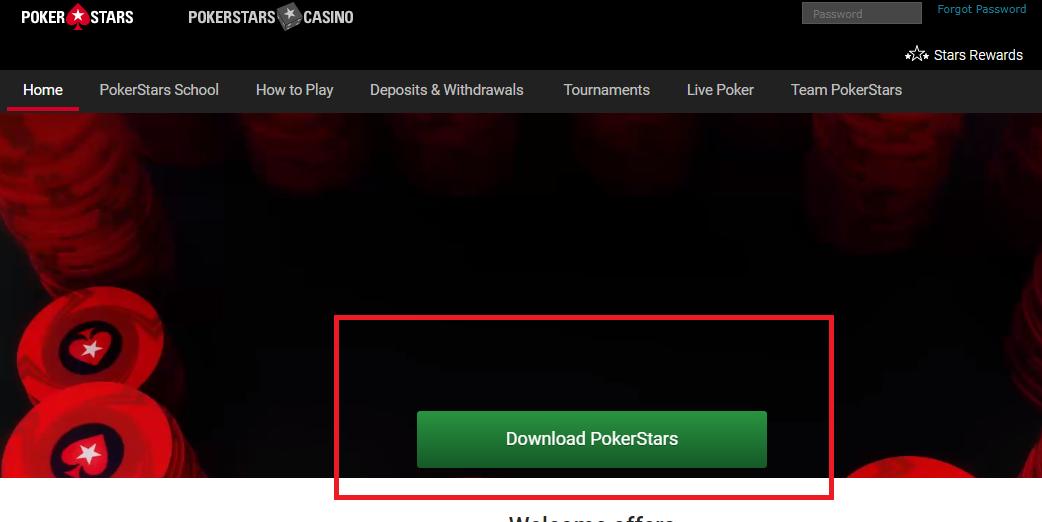 Scarica le pokerstars