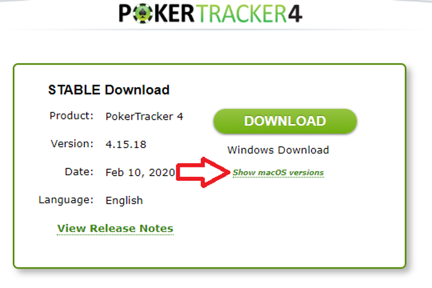 Descargar PokerTracker 4
